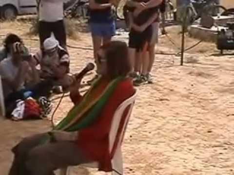 סיירת שקד אזכרה לבן גולן זל בפארק שקד