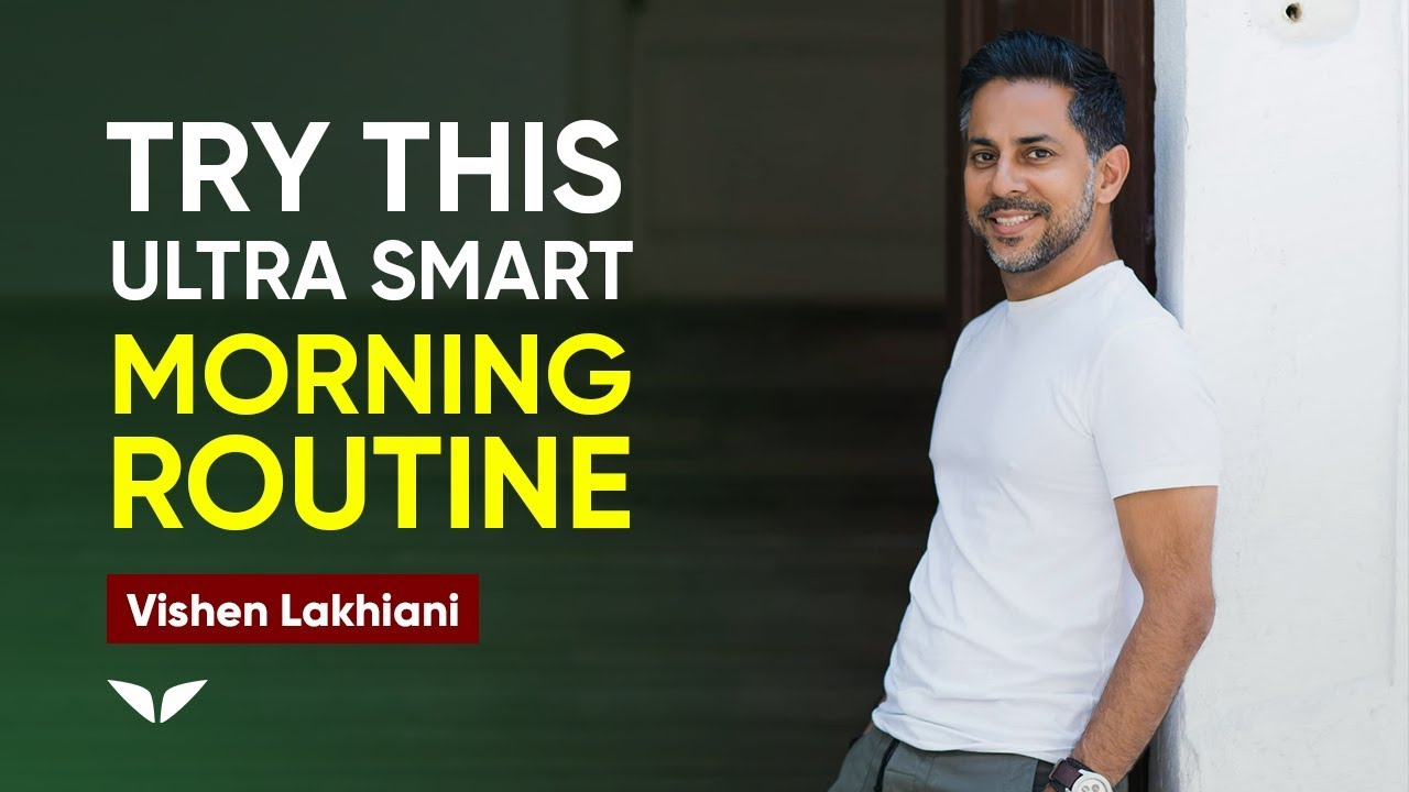 How To Gain Back 15 Hours A Week With These Smart Hacks | Vishen Lakhiani
