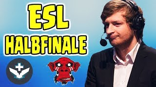 ESL Halbfinale mit Maxim & Johnny | SPG vs MM - Noway4u Highlights | League Of Legends