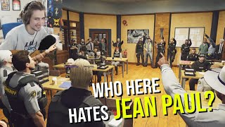 """Raise Your Hand If You Hate Jean Paul"" - Pierre attends his first Police Meeting"
