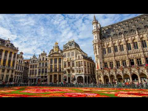 Grand Place - Brussels (Belgium)