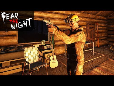 MINING HELMET, ARMOR & MP9 | Fear the Night | Let's Play Gameplay | S01E12