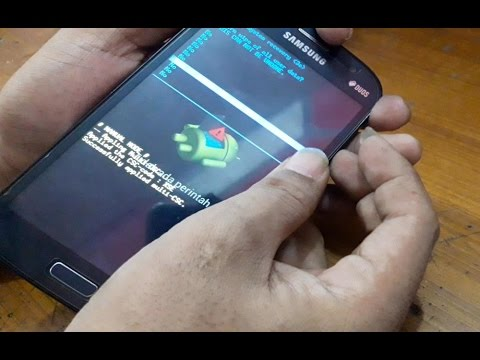 SAMSUNG GT-I9082 - GALAXY GRAND DUOS WIPE DATA - FACTORY RESET