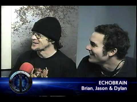 JASON NEWSTED & ECHOBRAIN on Robbs MetalWorks 2002