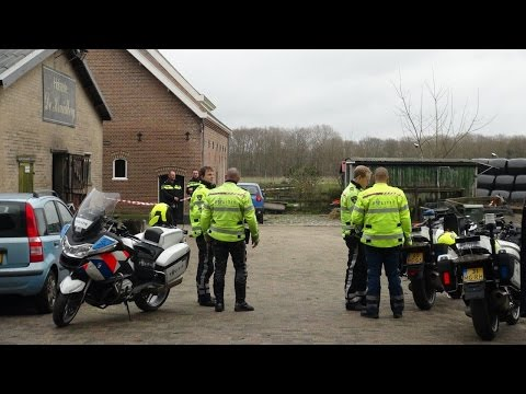 Verdachte dodelijke steekpartij IJmuiden neergeschoten bij aanhouding