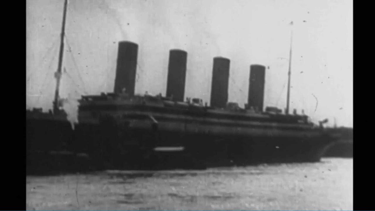 מאה שנים אחרי שטבעה: תיעוד חדש לטיטאניק