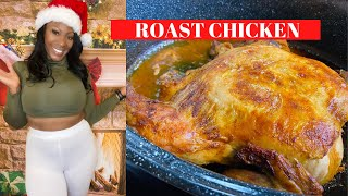Join this channel to get access perks:https://www./channel/uctrdui54dgl1w_73uclseqw/joinhow make a crispy roast chicken | holiday cooking r...
