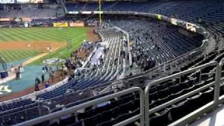 Delta Suite Yankee stadium
