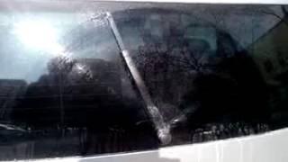 Skoda yeti веерный омыватель заднего стекла