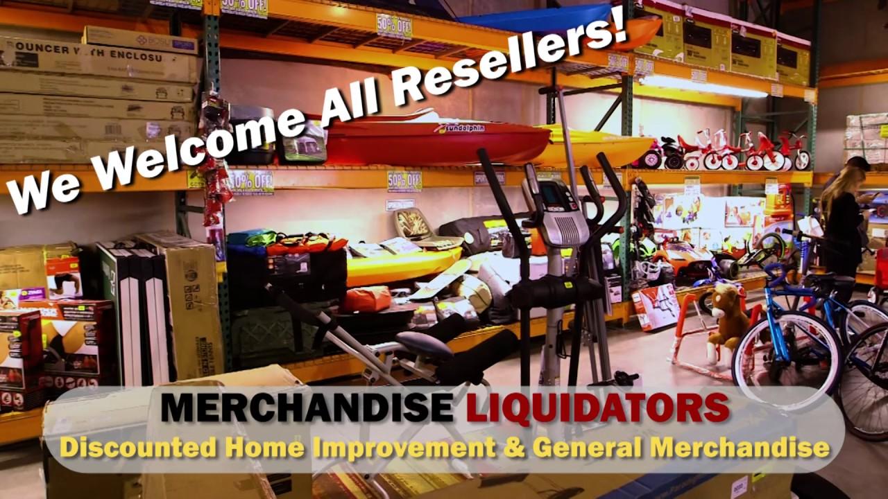 Merchandise Liquidators Las Vegas Business