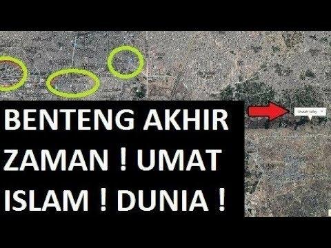Ghouta: BENTENG AKHIR ZAMAN UMAT ISLAM ! YANG DINUBUATKAN OLEH NABI MUHAMMAD - DAMASKUS SURIAH