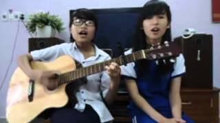 Teardrop on my guitar- Thanh Tâm ft Gia Hân