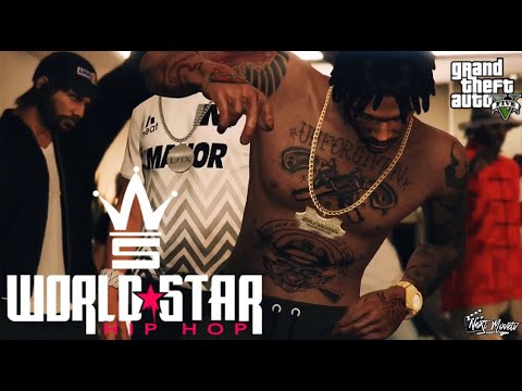 Download SADA BABY & DREGO BLOXK PARTY OFFICIAL GTA MUSIC VIDEO ( 1MMG )