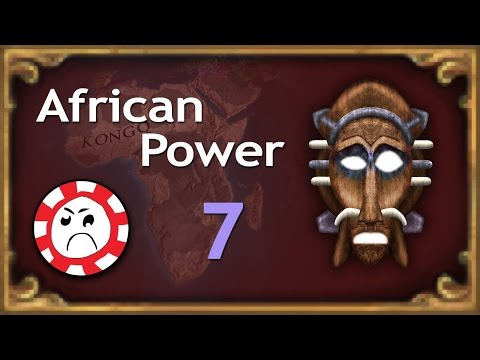 The Quickening [7] Kongo African Power EU4