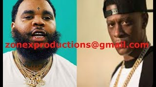 "Kevin Gates CALLS Lil Boosie co-defendant""C-Murder protected boosie in jail cuz he was scared"""