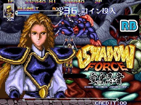 1993 [60fps] Shadow Force Blun...