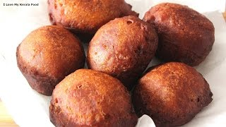 How to make Kerala Bonda/ Undampori- chinnuz' I Love My Kerala Food