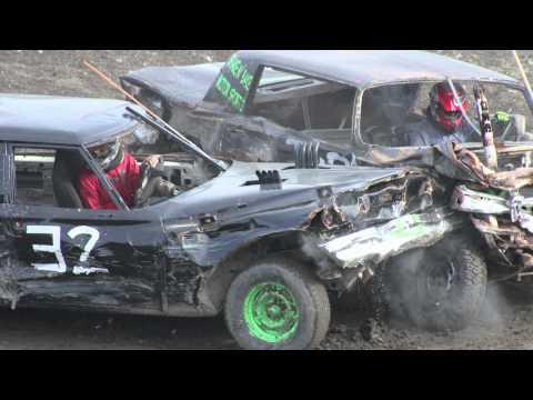 2015 Fairbanks Demo Derby Highlights