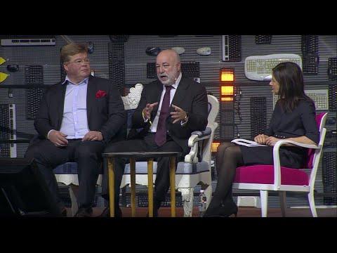 Russian Entrepreneurship Panel at Slush 2015