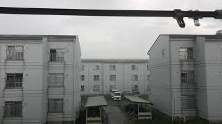 Heavy rain in Japan
