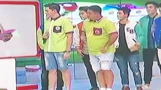 Alden Richards with the boys Bulagaan 12/02/17
