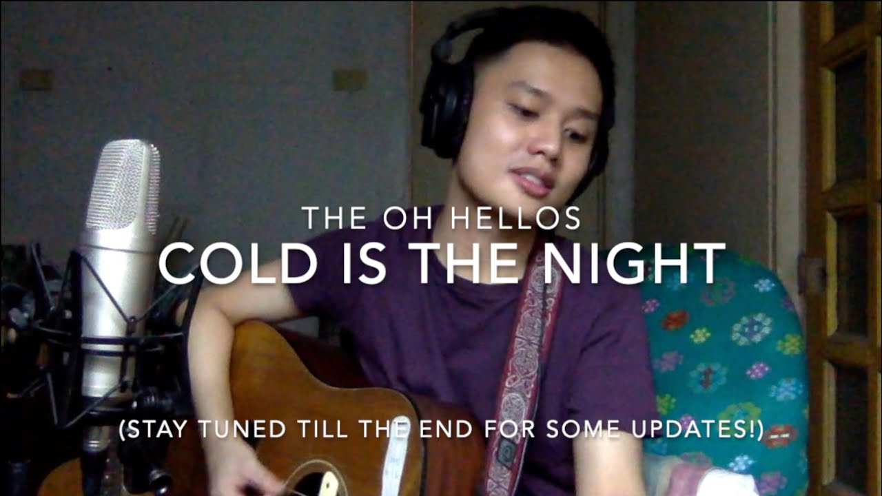 Cold Is The Night Benny Manaligod Coverful