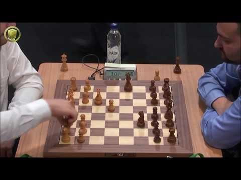 GM Nepomniachtchi (Russia) - GM Kovalenko (Belarus) '5 min+PGN'