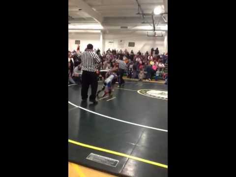Wesley wrestling season 2014