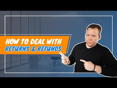 How To Deal With Returns & Refunds When Shopify Dropshipping