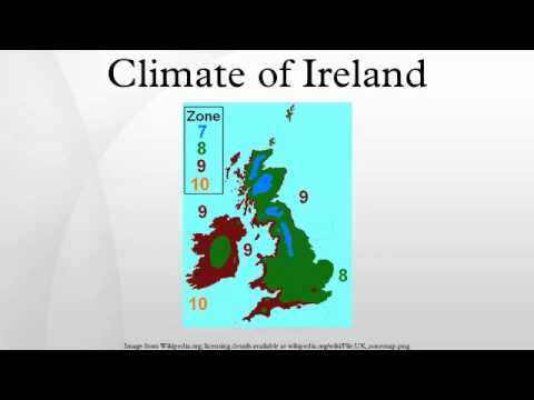 Climate of Ireland
