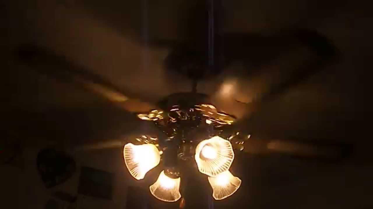 Encon Monarch Ceiling Fan Cane Blades Youtube