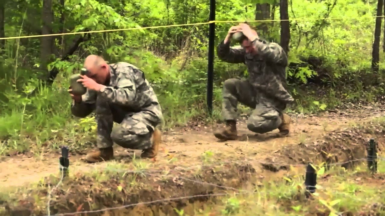 Army Reserve Soldier Lisa Jaster explains her experience in Ranger school.