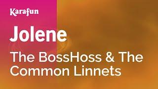 Karaoke Jolene - The BossHoss *