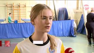 Соревнования по настольному теннису среди учеников проходят в Уссурийске / Видео