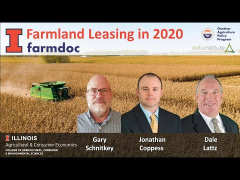 Farmland Leasing In 2020