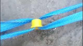 Какой ручник?...Это же Таврия! :) Полиуретан. Краш-тест на разрыв. Autorpostor.com