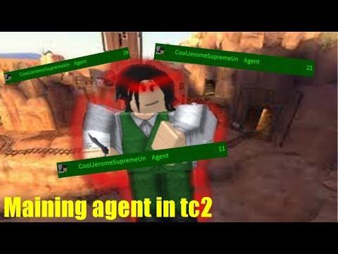 Maining Agent In Tc2...