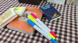 뉴 백색 고체 형광펜