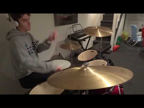 ChalkZone Theme Song Drum Cover