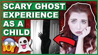 My Scariest Ghost Experience As A Child   Storytimes
