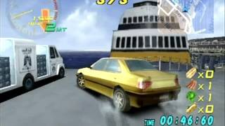 Super Runabout: The Golden State / San Francisco Edition (Dreamcast)