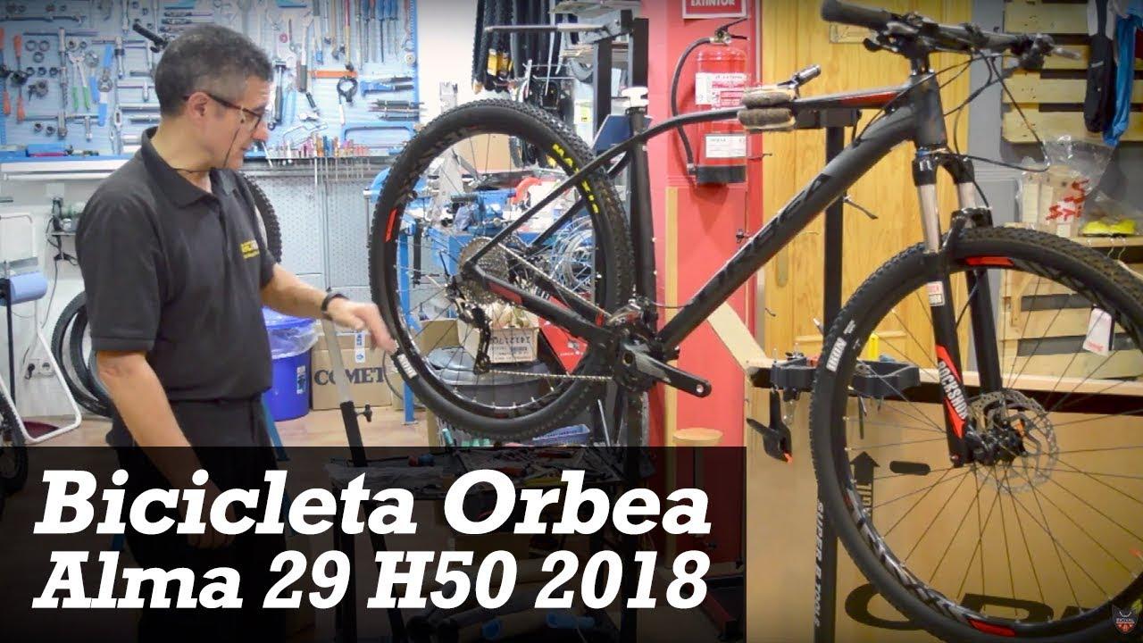 faf197543 Orbea Alma 29 H50 2018