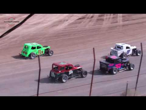 Desert Thunder Raceway Dwarf Car Main Event 9/29/18-Day Race