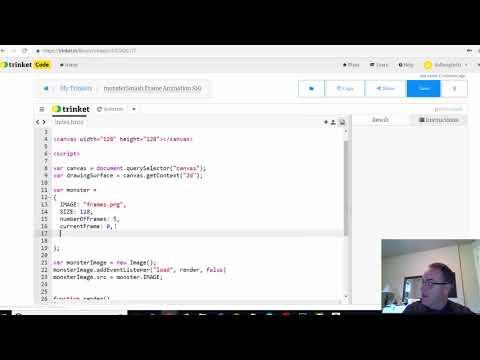 HTML5 Javascript Game - Monster Smash - Part 3