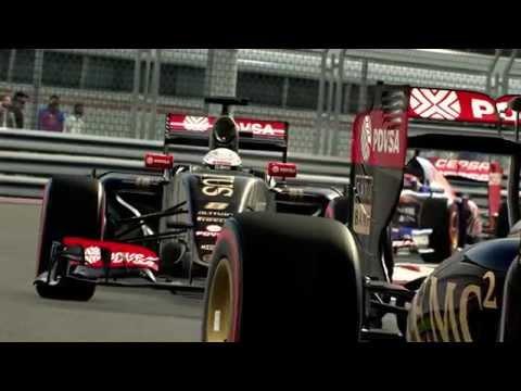 一級方程式賽車《F1 2015》上市預告片 [中文字幕] - Ubisoft SEA