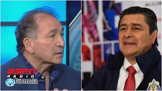 DIRECTO En Chivas la responsabilidad es de Luis Fernando Tena, según Mario Carrillo | Radio Fórmula