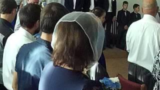 Свадьба Дима Настя! Отец передает невесту жениху