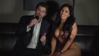 Interviewing Sapphire Entertainer Carmen Ortega @CarmenOrtega1 LIVE on The Hot Seat! Sapphire Vegas