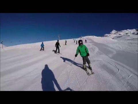 YSGOL Alpe d'huez Nico's group