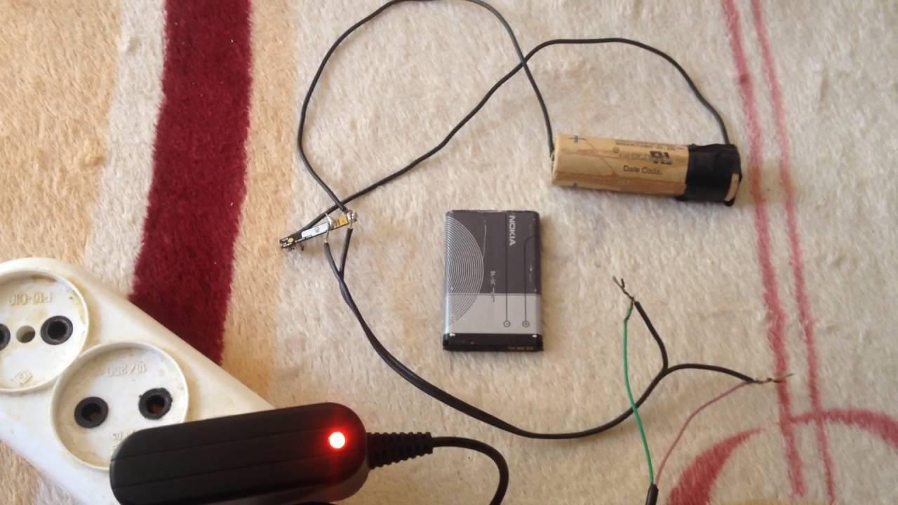 Зарядные устройства для литиевых аккумуляторов 18650. Обзор и .